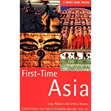 First Time Asia: A Rough Guide special