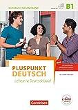 Pluspunkt Deutsch - Leben in Deutschland - Allgemeine Ausgabe: B1: Gesamtband - Kursbuch mit interaktiven Übungen auf scook.de (2. Ausgabe): Mit Video-DVD