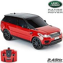 Cmj Rc Cars ™ Range Rover Sport Oficial Autorizado Mando a Distancia Coche para Niños y Adultos por Igual con Trabajo Luces Led, Radiocontrolado Supercar en ...