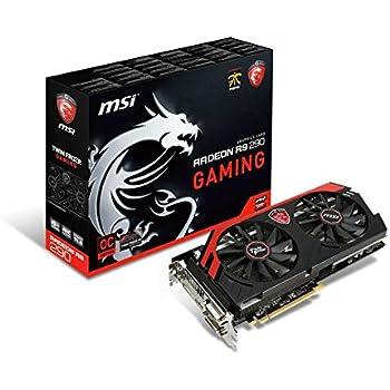 MSI Radeon R9 290 Gaming 4096MB GDDR5 512bit PCI-E