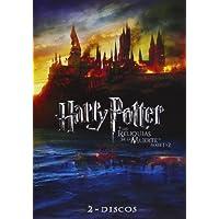 Pack: Harry Potter Y Las Reliquias De La Muerte - Parte 1 + Parte 2