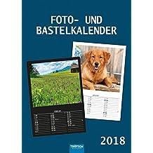 Foto- und Bastelkalender 2018