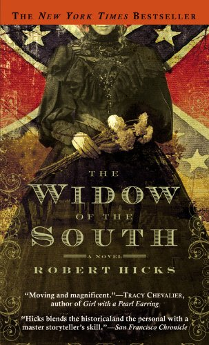 Book cover for The Widow of the South