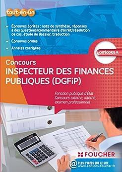 Inspecteur des finances publiques (DGFIP) (Concours Fonction Publique) par [Mulero, Michaël]
