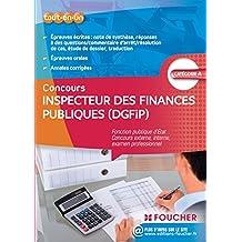 Inspecteur des finances publiques (DGFIP) (Concours Fonction Publique)