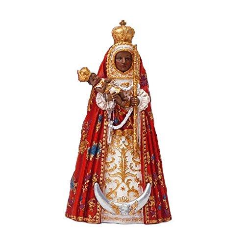 REGALOS LLUNA Virgen Candelaria (24 CM)