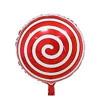 DescrizioneQuesto articolo è fabbricato con premium mylar con bel colore e disegno modellato speciale. Può essere utilizzato ripetutamente con conveniente inflazione e deflazione. Grande regalo o giocattolo per bambini. Scelta di decorativi p...