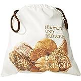 benevit 2169 - Bolsa de almacenaje (microfibra), diseño de pan