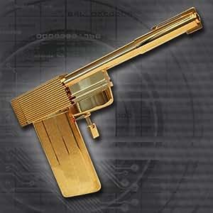Factory Entertainment - James Bond réplique 1/1 Le Pistolet d'or Dual Signature Edition