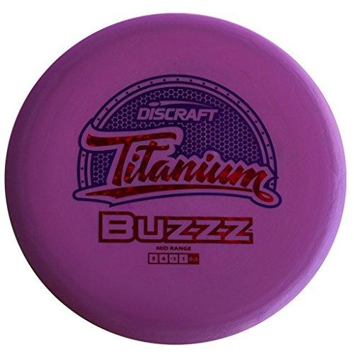 Discraft Disc Golf Frisbee Buzzz - Ti Line