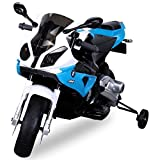 Actionbikes Kindermotorrad BMW S 1000 RR in blau