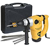 Rotary Hammer Drill Review and Comparison