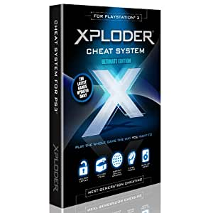 Xploder Cheats System Ultimate Edition (Playstation 3) [UK IMPORT]