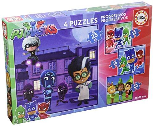 Puzzle PJ Masks