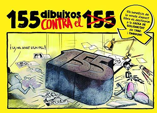 155 dibuixos contra el 155 editado por Efados