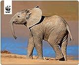 Speedlink Terra WWF Mauspad Elefant (Sie unterstützen WWF Deutschland mit 50Cent pro gekauftem Exemplar, verschiedene Motive)