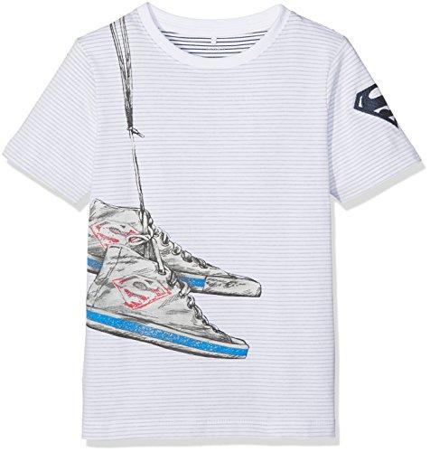 NAME IT Jungen T-Shirt Nitsuperhero Mass Ss Top Nmt Wab