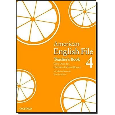 American English File 1 Teachers Book 2nd Edition