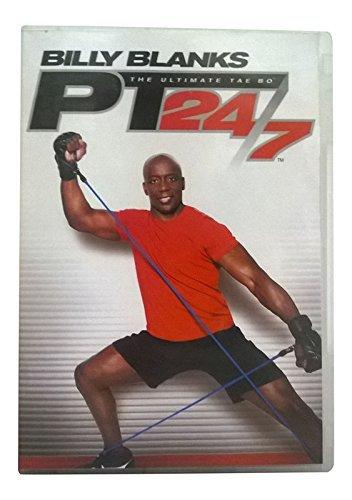 Tae Bo PT 24/7 Billy Blanks 7 DVD Set __Aus dem TV (Tae Bo-dvd-set)