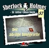 Best Sir Arthur Conan Doyle Livres Audio - Der adelige Junggeselle (Sherlock Holmes 57) AudioCD Sir Review