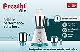 Preethi Elite 600 W Mixer Grinder Image