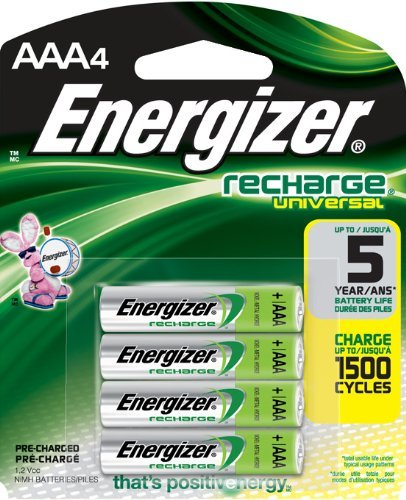 Energizer-All-Universal-NiMH-AAA-Rechargeable-Batteries-4-Pack-500-mAh-1500-Cycles-Pre-Charged-Type-AAA-UNH12BP-Size-4-Pack-Consumer-Gadgets-Portable-Electronic-Devices