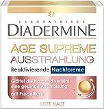 Schwarzkopf Diadermine Age Supreme Ausstrahlung Reaktivierend Nachtcreme, 3er Pack (3 x 50 ml)