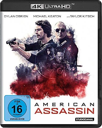 American Assassin - Ultra HD Blu-ray [4k + Blu-ray Disc]