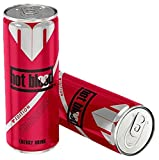 Hot Blood Energy Drink,(HIMBEERE) 24er Pack (24 x 250ml)