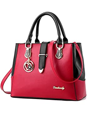 Damen Kuriertasche Henkeltaschen Weiblichen Beutel Handtaschen für Frauen