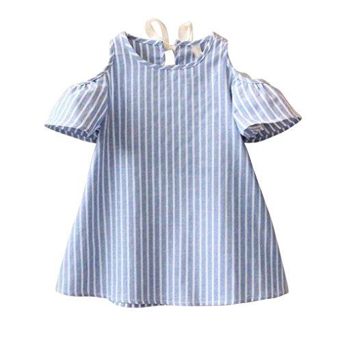 Vestido Bebés, K-youth® Ropa Bebé Niñas Vestidos