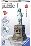 Ravensburger Statue of Liberty 3D Puzzle (108-Piece)
