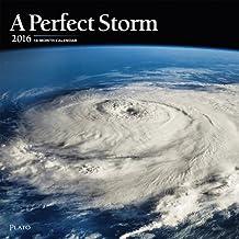 2016calendario de pared mensual–una tormenta perfecta–por browntrout