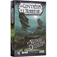 Asmodee - UBIEH04 - Contrées Horreur  -  Vestiges Occultes