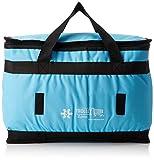 Trolley Bags Express Cool Kühltasche, Ergänzung für Taschen zum Einhängen in den Einkaufswagen, Himmelblau
