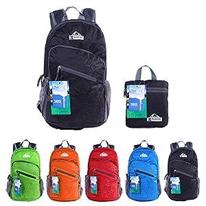 EGOGO Multifunzione 25L Zaino Trekking Pieghevole Peso Leggero Daypack per Sportivo Outdoor Campeggio Alpinismo… 11 spesavip