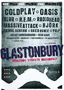 Glastonbury -DVD - Coldplay, David Bowie, Nick Cave, Blur, Oasis