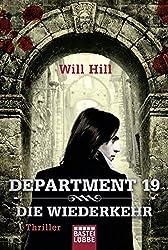 Department 19 - Die Wiederkehr: Roman