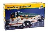 Italeri 510003731 - 1:24 Tank-Sattelauflieger Topas