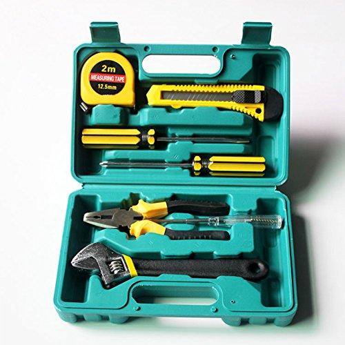 8-teiliges Home Repair Tool Kit, multifunktionale 8PCS SET Repair Tool Kit für Garten Haushalt Reparatur