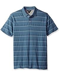 Volcom Polo Polo à manches T-shirt Homme Gris