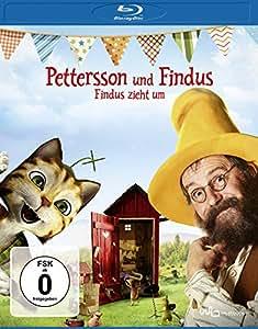 Pettersson und Findus - Findus zieht um [Blu-ray]