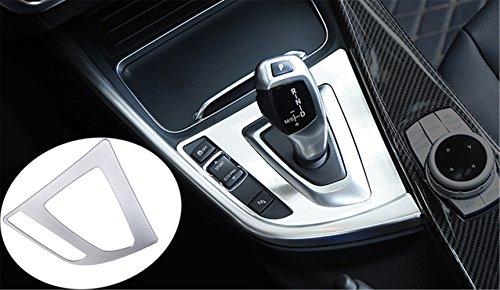 baodiparts-Silver-Panel-Shift-Box-rivestimento-in-acciaio-inox-Trim-1-confezione