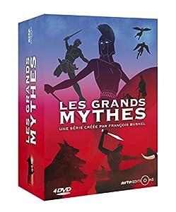 """Afficher """"Les grands mythes n° 1<br /> Zeus, Prométhée, Hadès, Athéna"""""""