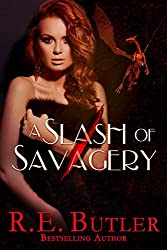 A Slash of Savagery (The Wiccan-Were-Bear Series Book 8) (English Edition)