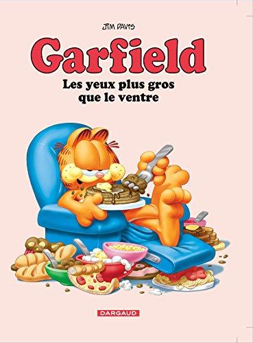 Garfield - tome 3 - Les yeux plus gros que le ventre (3)