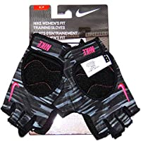 Nike Women s Fit Entrenamiento Gloves Guantes, Mujer, Womens fit Training Gloves,