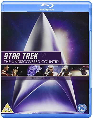 Star Trek 6: The Undiscovered Country [Blu-ray] [UK Import]