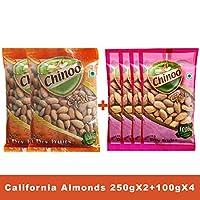 Chinoo California Almonds 900g