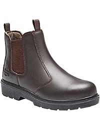 0c6a45ad7ed Amazon.co.uk  7.5 - Work   Utility Footwear   Men s Shoes  Shoes   Bags